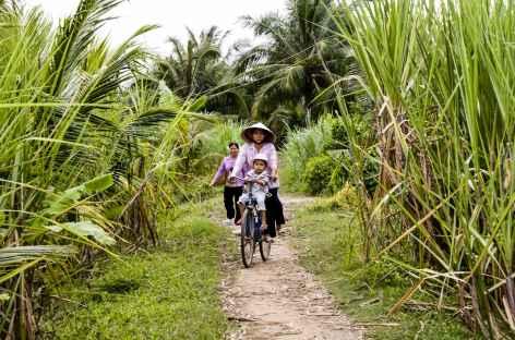 Balade Delta du Mekong - Vietnam -