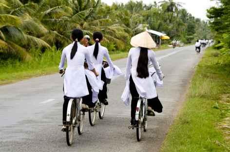 Delta du Mekong  - Vietnam -
