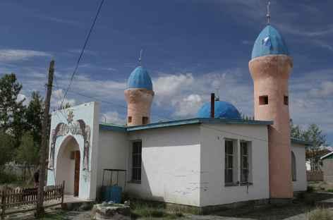 Mosquée - Mongolie -