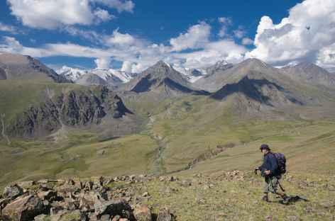 Belvédère, vallée des Türgen - Mongolie -