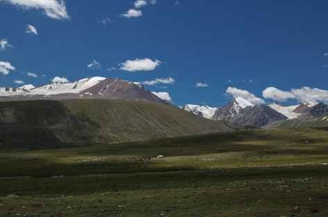 Glaciers du Turgen - Mongolie -