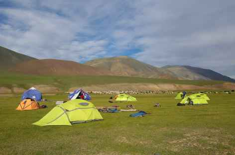 Camp - Mongolie -