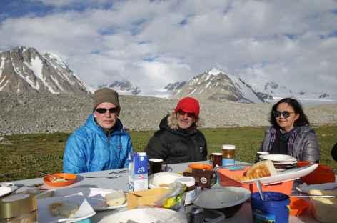 Petit déjeuner - Mongolie -