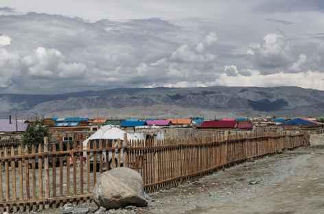 Village - Mongolie -