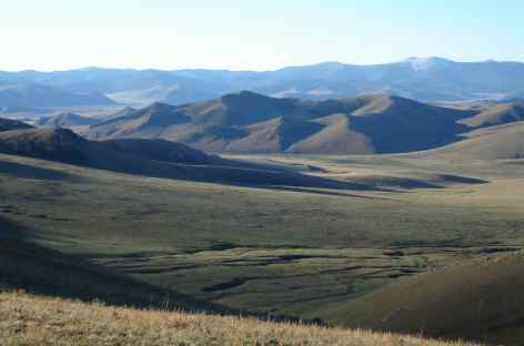 Vallée de l'Orkhon, Mongolie -