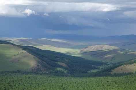 Vallée de Tuvkhun, Mongolie -