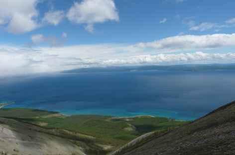 Rives du lac Khovsgol - Mongolie -