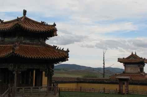 Monastère d'Amarbayasgalant - Mongolie -