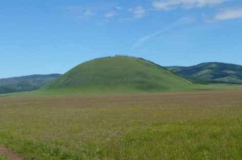 Volcans d'Urantogoo - Mongolie -