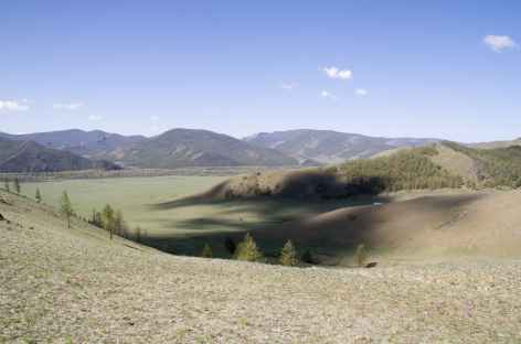 Steppes - Mongolie -