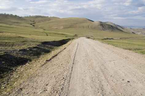 Piste - Mongolie -