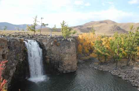 Chutes d'Orkhon, Mongolie -