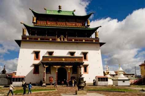 Monastère de Gandantegchilin, Oulan Bator -