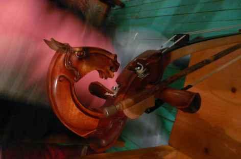 Vièle à tête de cheval - Mongolie -