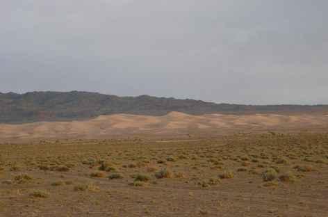 Désert de Gobi - Mongolie -