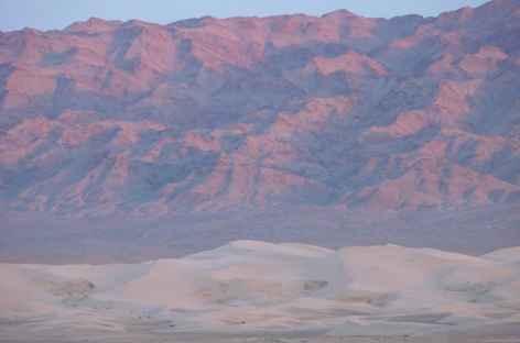 Dunes chantantes du désert de Gobi - Mongolie -
