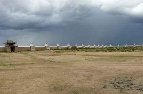 Monastère - Mongolie -
