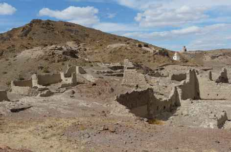Monastère d'Ong - Mongolie -