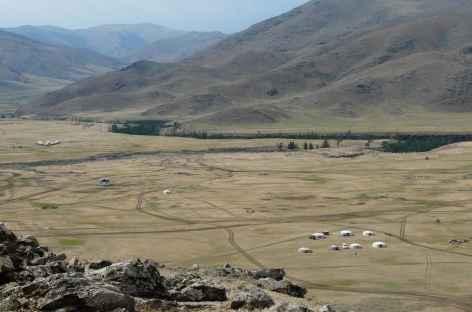 Province de Dundgobi, Mongolie -