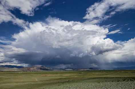 Orage - Mongolie -