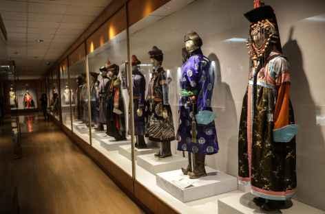 Musée national à Oulan Bator - Mongolie -