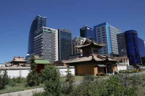 Oulan Bator - Mongolie -