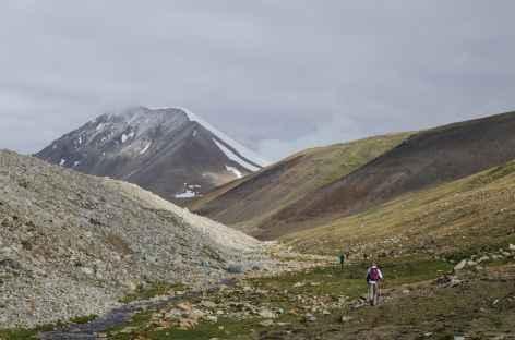 Autour du glacier de Potanine - Mongolie -