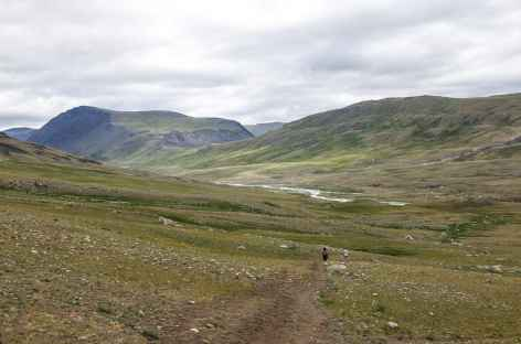 Alentours du lac Uüreg Nuur - Mongolie -