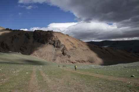 Massif du Tsambagarav - Mongolie -