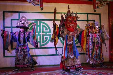 Spectacle - Mongolie -