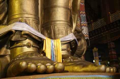 Monastère à Oulan Bator - Mongolie -
