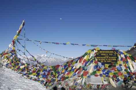 Thorong La (5416 m)-Népal -