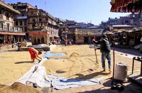 Bhaktapur-Népal -