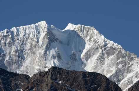 Vue depuis Phortse - Népal -