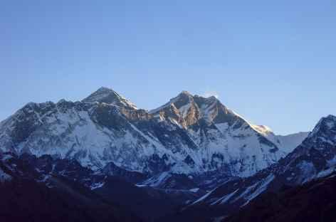 Everest et Lhotse - Nepal -