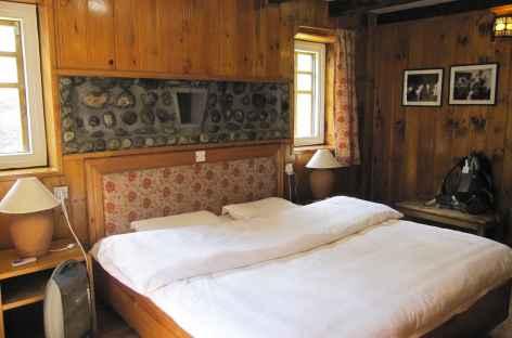 Exemple de chambre confort - Nepal -