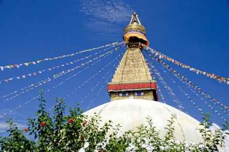 Stupa de Bodnath, Népal -
