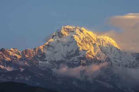 L'Annapurna Sud - Népal -