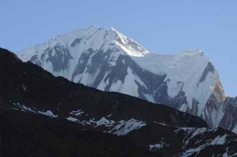 Sous le camp de base de l'Annaurna I - Népal -