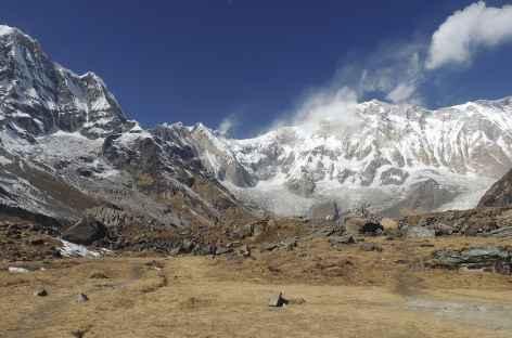 Camp de base de l'Annapurna I - Népal -