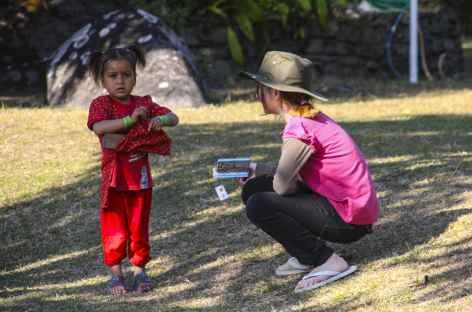 Echange culturel - Népal -
