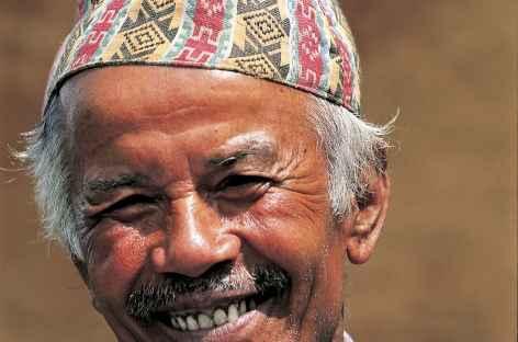 Sourire des collines - Népal -