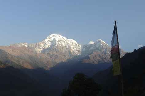 Annapurna sud et Hiunchuli - Népal -