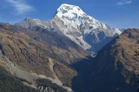 L'Annapurna Sud (7219 m) - Népal  -