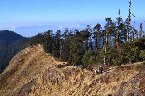 Mohare Danda - Népal -