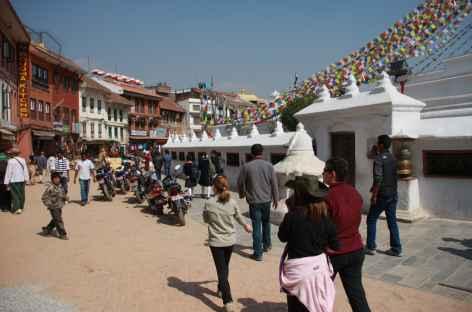 Premières découvertes de Kathmandu - Népal -