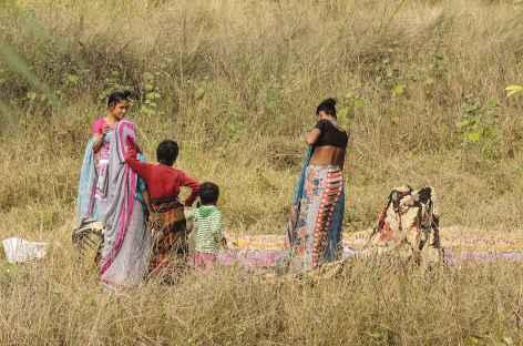Femmes du Teraï - Népal -