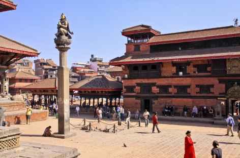 Kathmandu, Népal -