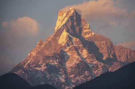 Machhapuchhare, Népal -
