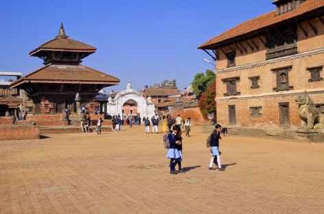 Bakthapur, Népal -